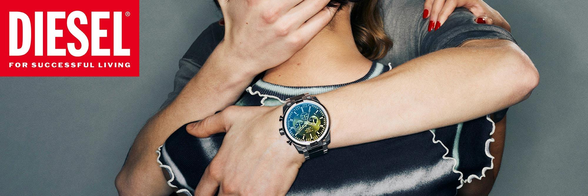 Diesel ure til mænd - Se det gode udvalg her!